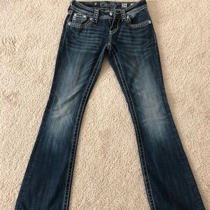 Size 24 Miss Me jeans